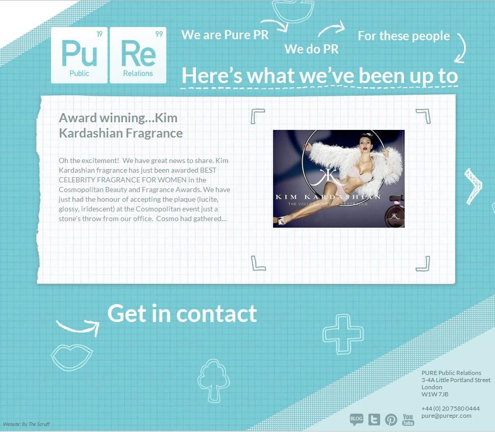 Pure PR Blog