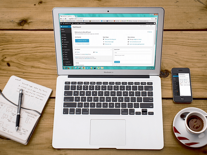 wordpress-on-computer-mobile