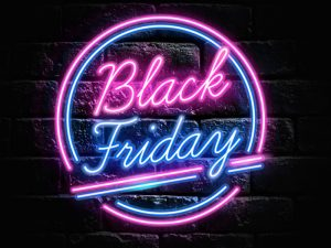 Black Friday - advertising and effect