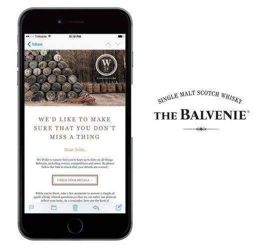 Balvenie email